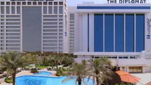 The Diplomat Radisson Blu Hotel Residence and Spa