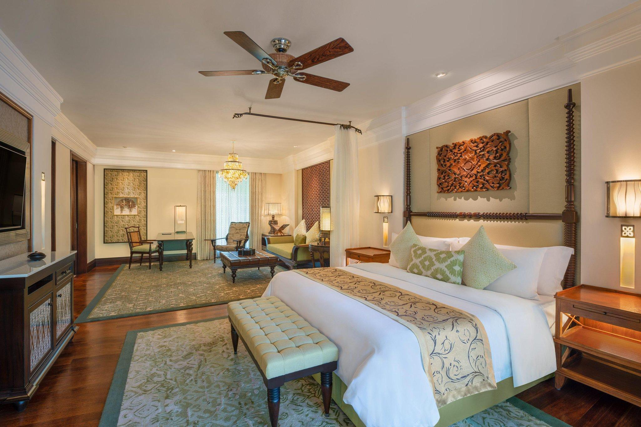 Suite St Regis dengan Kasur King dan Kolam Mini (St Regis Pool Suite, Suite, 1 King, Plunge pool)