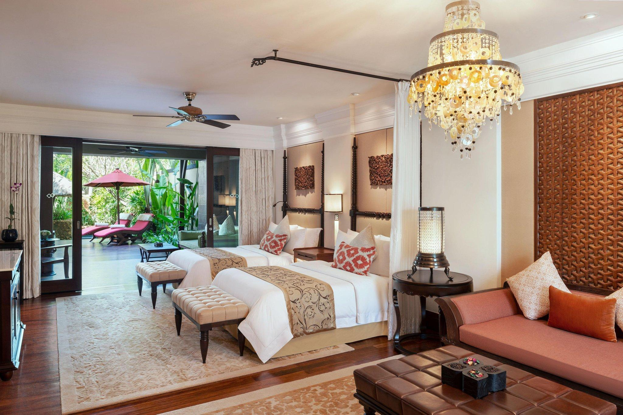 Suite St Regis dengan 2 Kasur Double dan Kolam Mini (St Regis Pool Suite, Suite, 2 Double, Plunge pool)