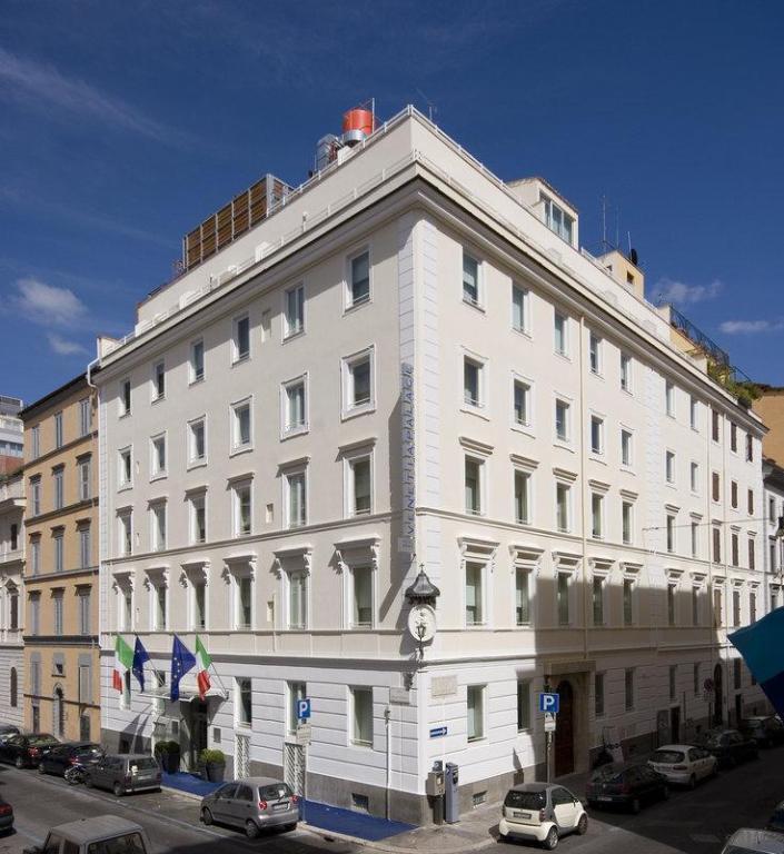 Leonardo Boutique Hotel Rome Termini In Italy Room Deals