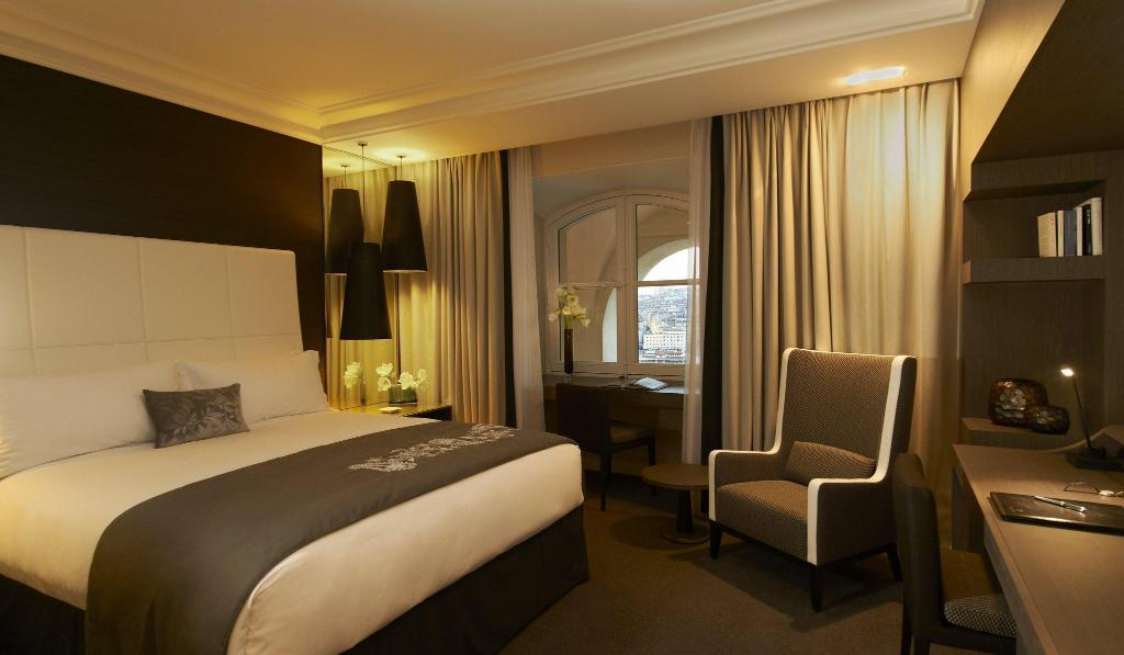 Intercontinental Marseille Hotel Dieu In France Room Deals