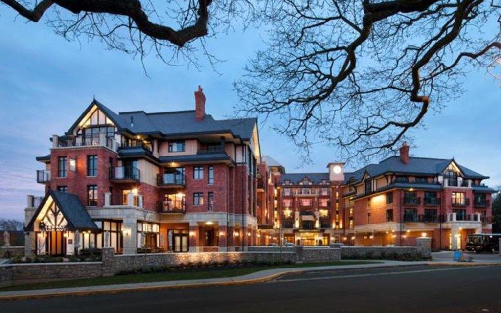 Oak Bay Beach Hotel in Victoria (BC) - Room Deals, Photos & Reviews