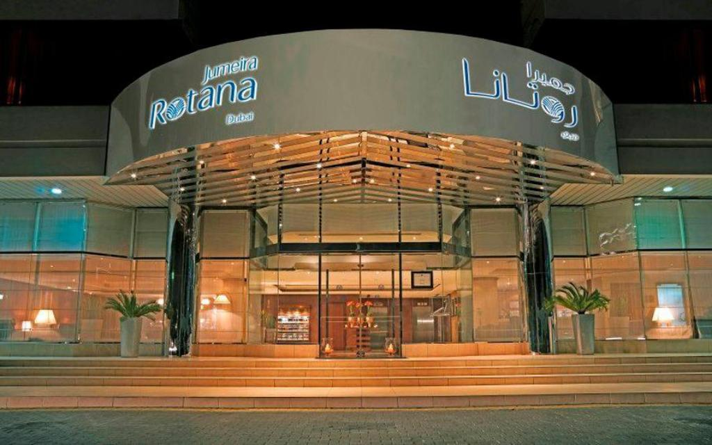 More about Jumeira Rotana Hotel