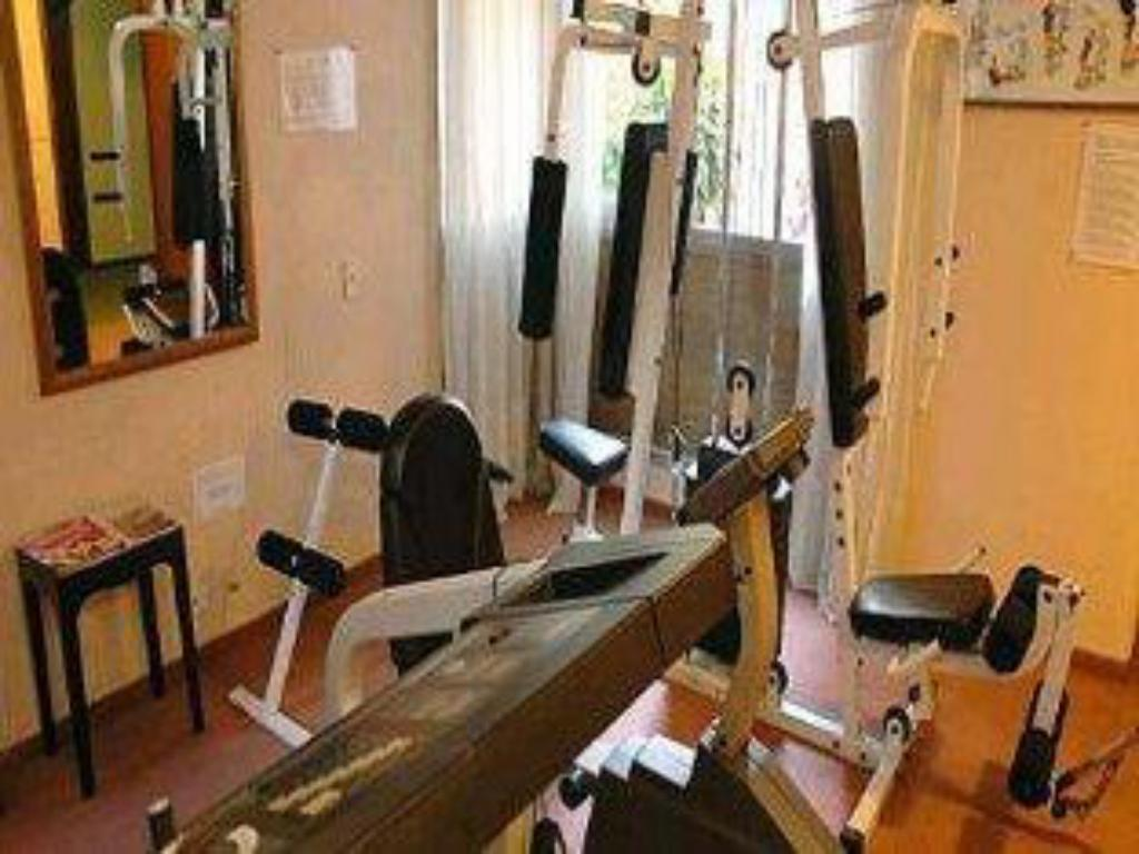 Fitness center Gran Hotel Dora Cordoba
