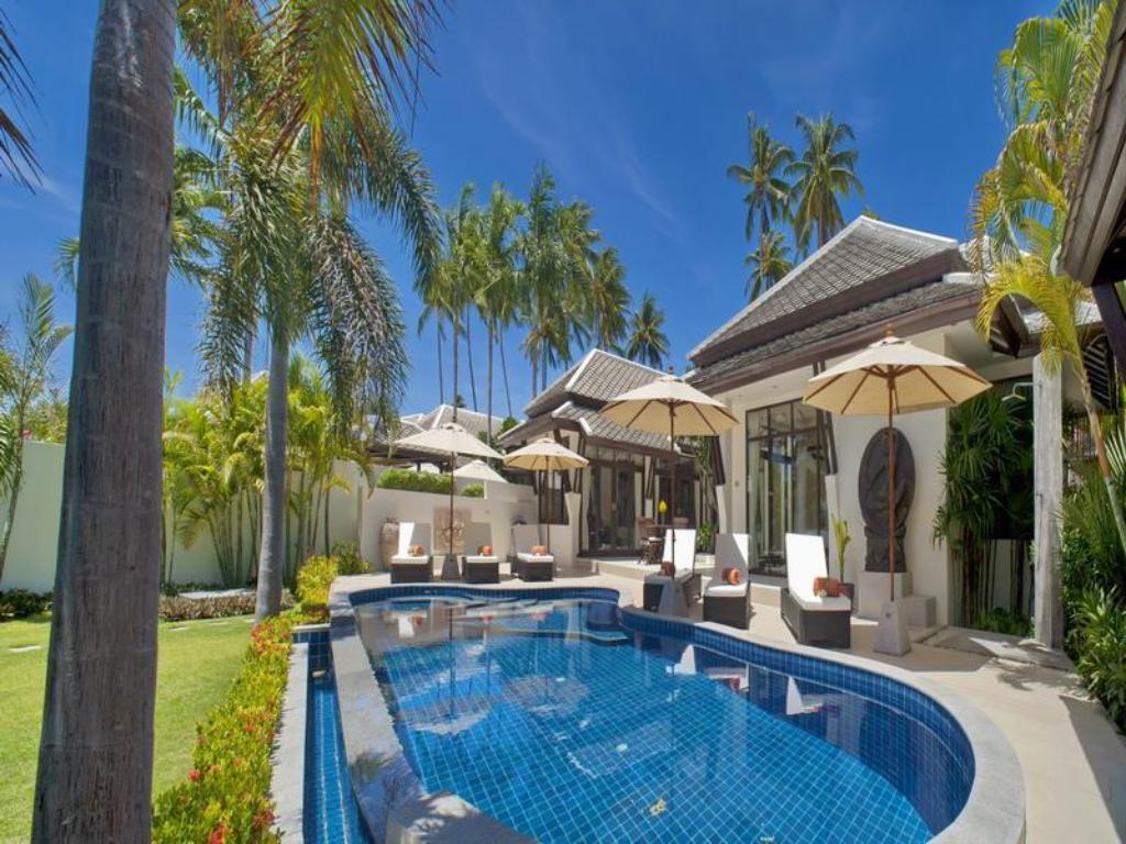 Swimming pool Bahari Private Pool Villa