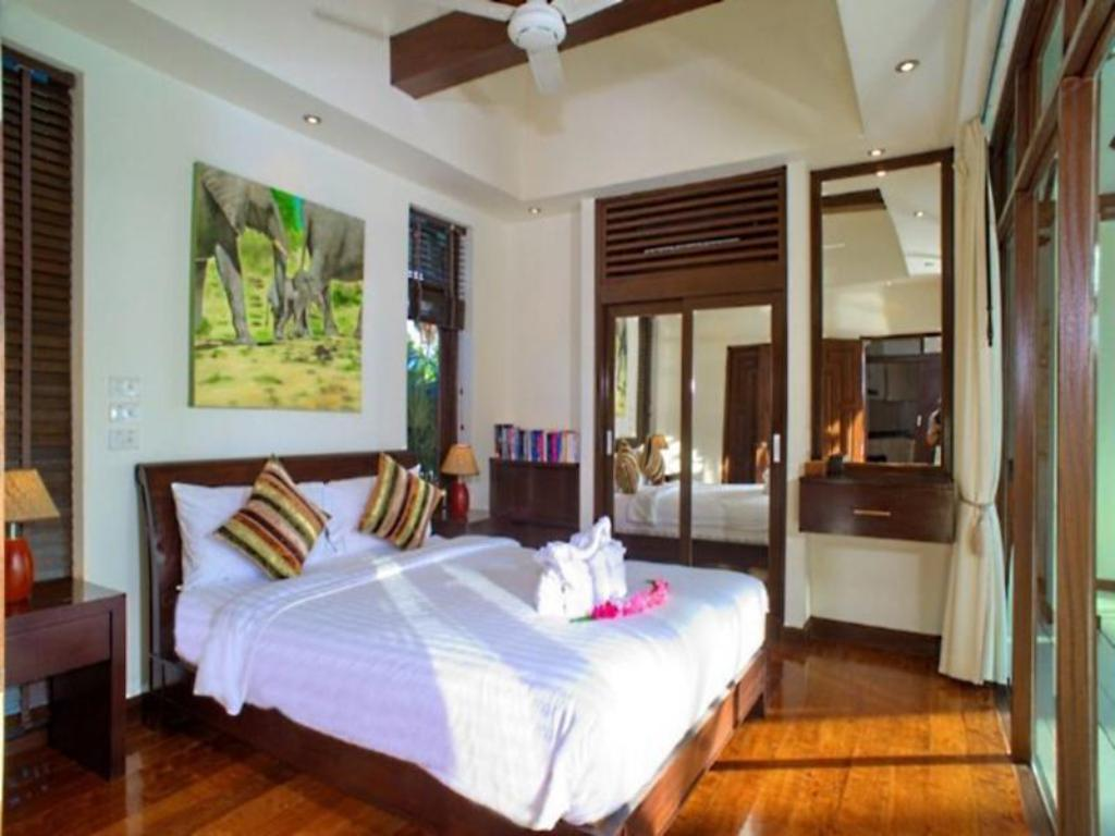 3 Bedroom Pool Villa - Guestroom Bahari Private Pool Villa