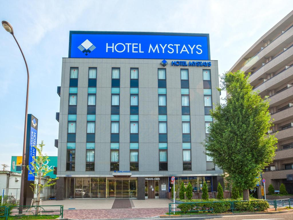 More about HOTEL MYSTAYS Haneda