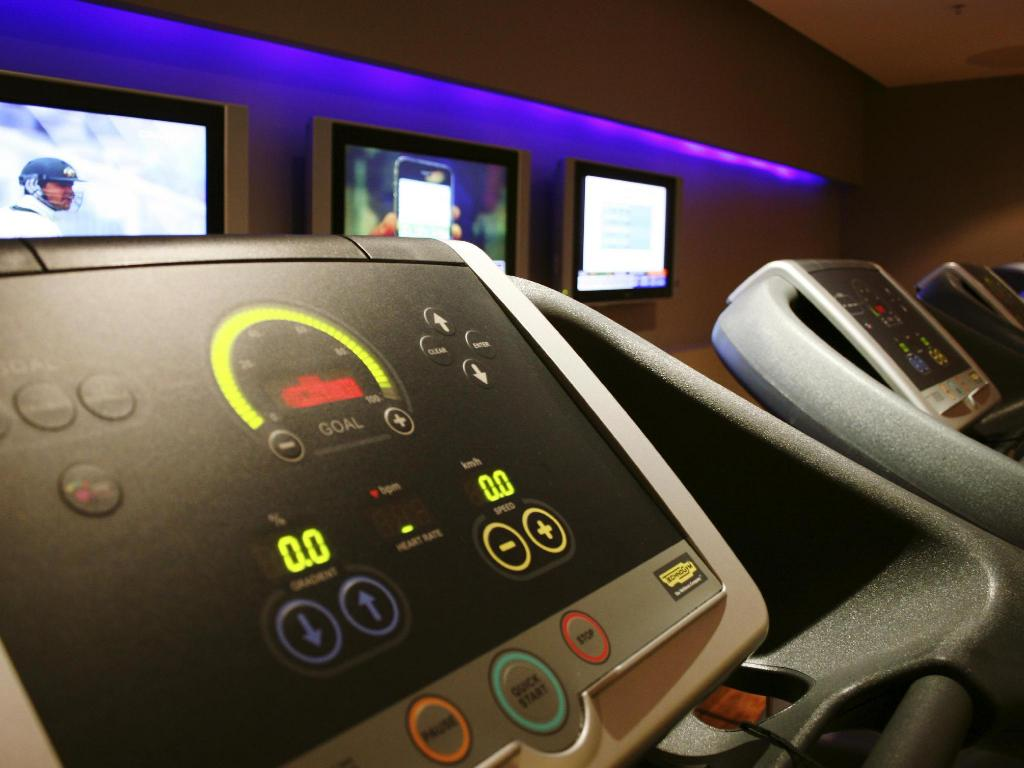 Fitnesscenter Apex City of London Hotel