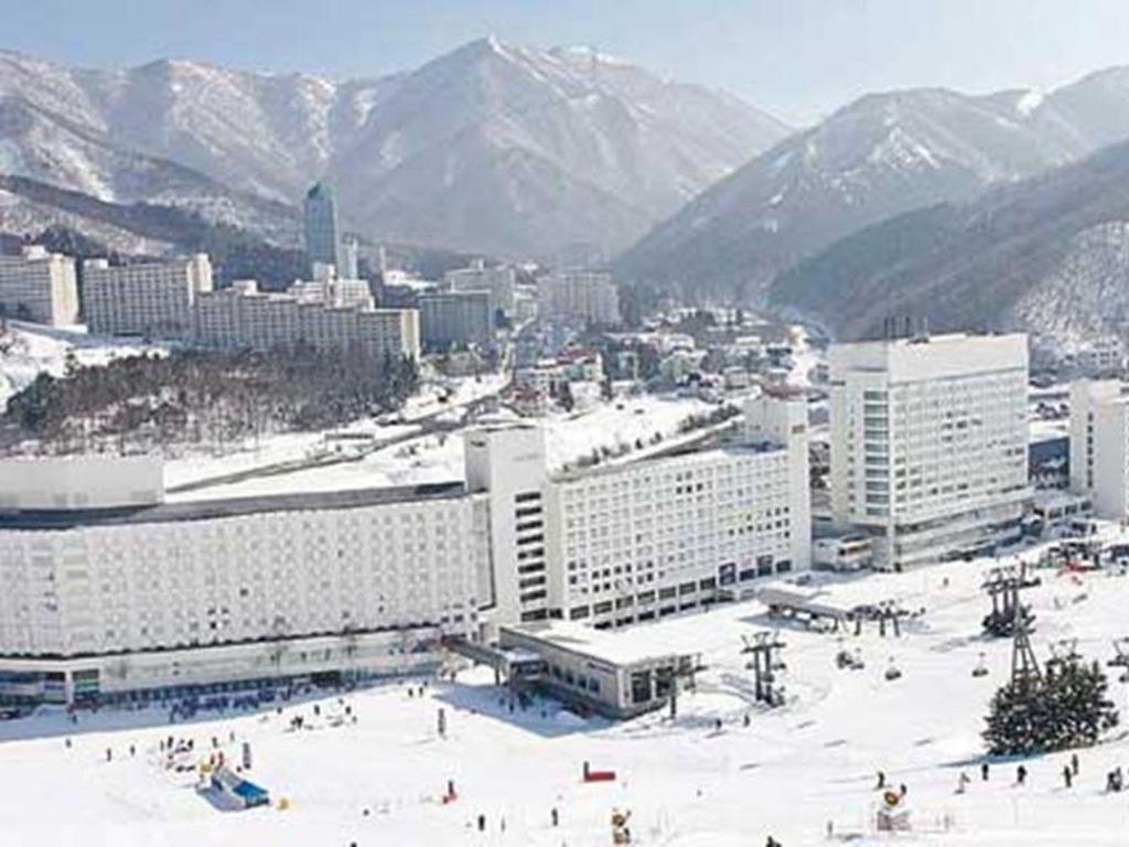 naeba prince hotel in yuzawa - room deals, photos & reviews