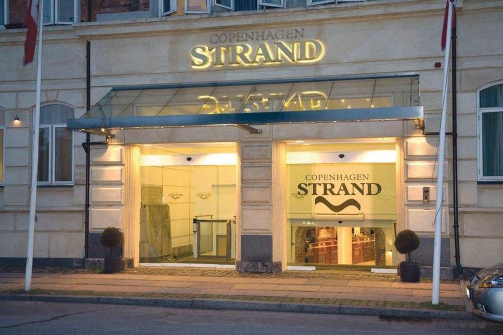 Copenhagen Strand Hotel Deals Photos Reviews