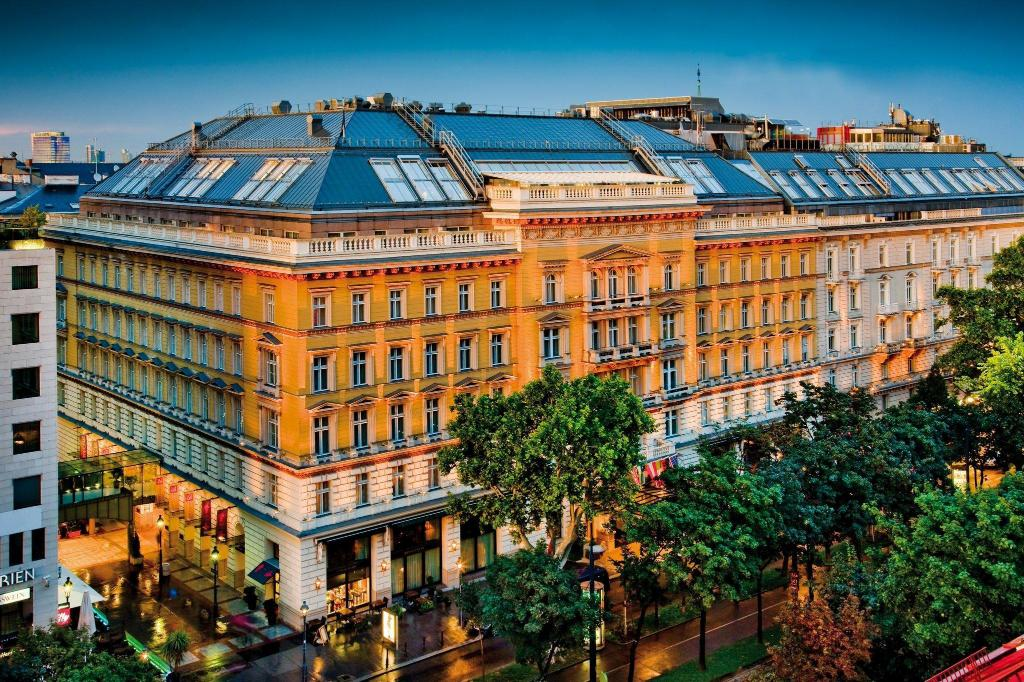 More about Grand Hotel Wien
