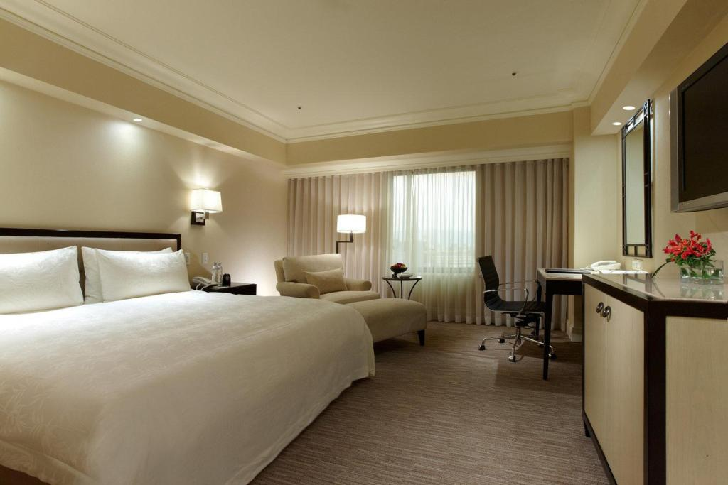 Deluxe King - Bed The Sherwood Taipei