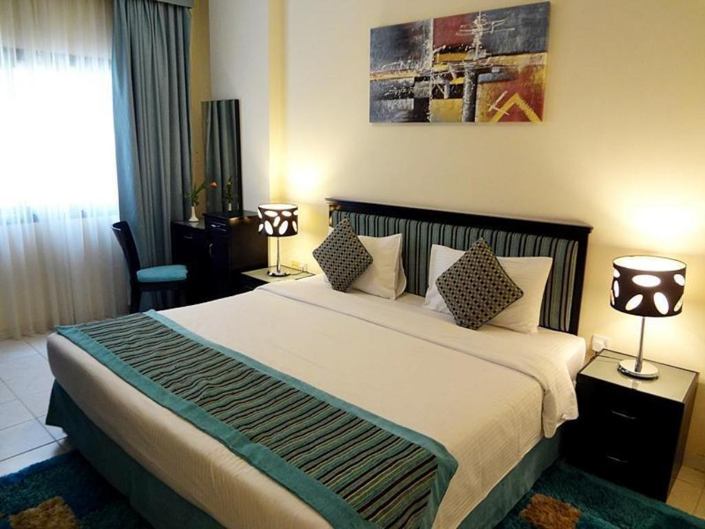 1 Bedroom Apartment - Bed Al Shams Plaza Hotel Apartments
