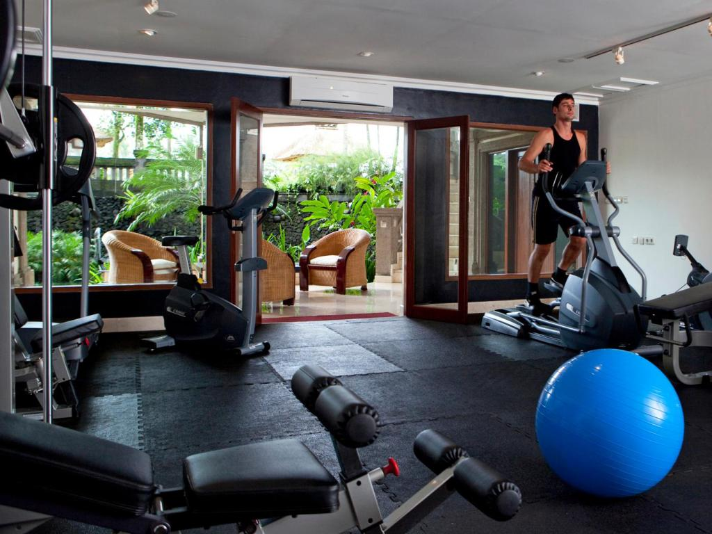Fitness center Viceroy Bali Luxury Villas