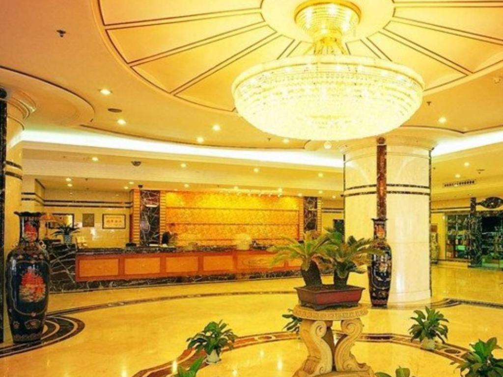 大厅 西安紫金山大酒店 (Xian Quest Internatinal Hotel)