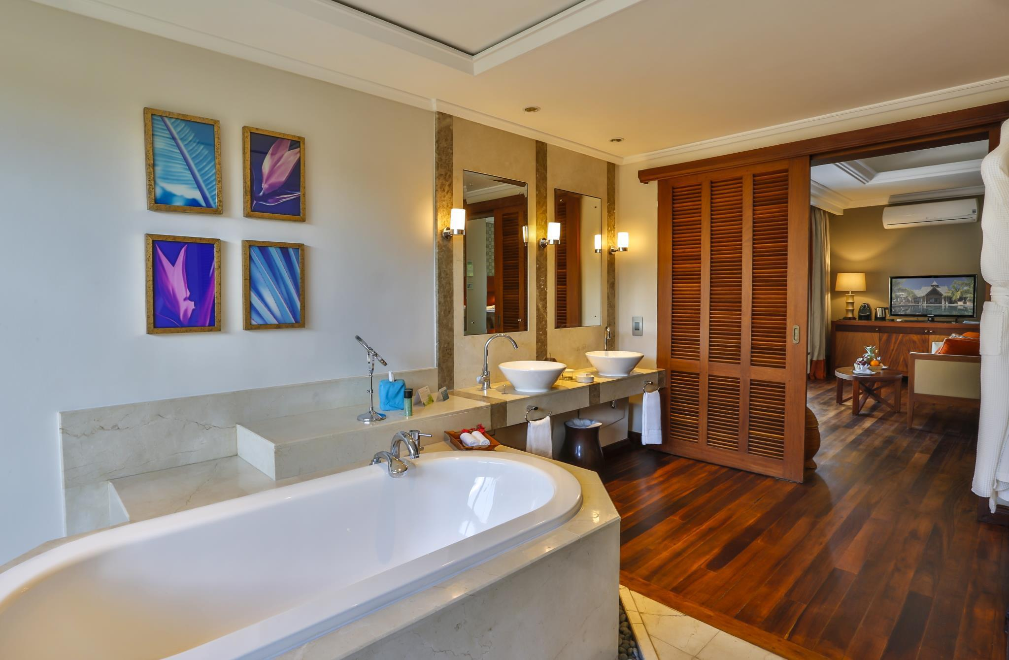 Luxury bassengvilla suite (Luxury Suite Pool Villa)