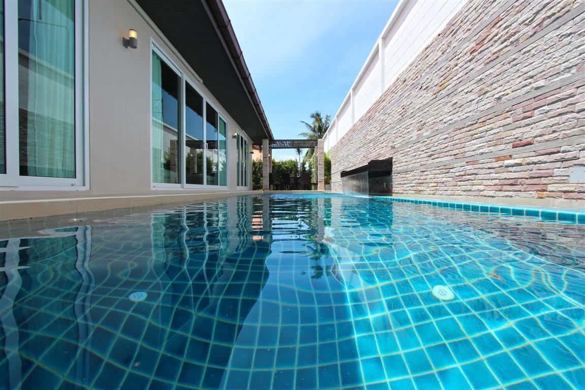 芭堤雅la Ville泳池別墅 The Ville Jomtien Pool Villa Agoda 提供