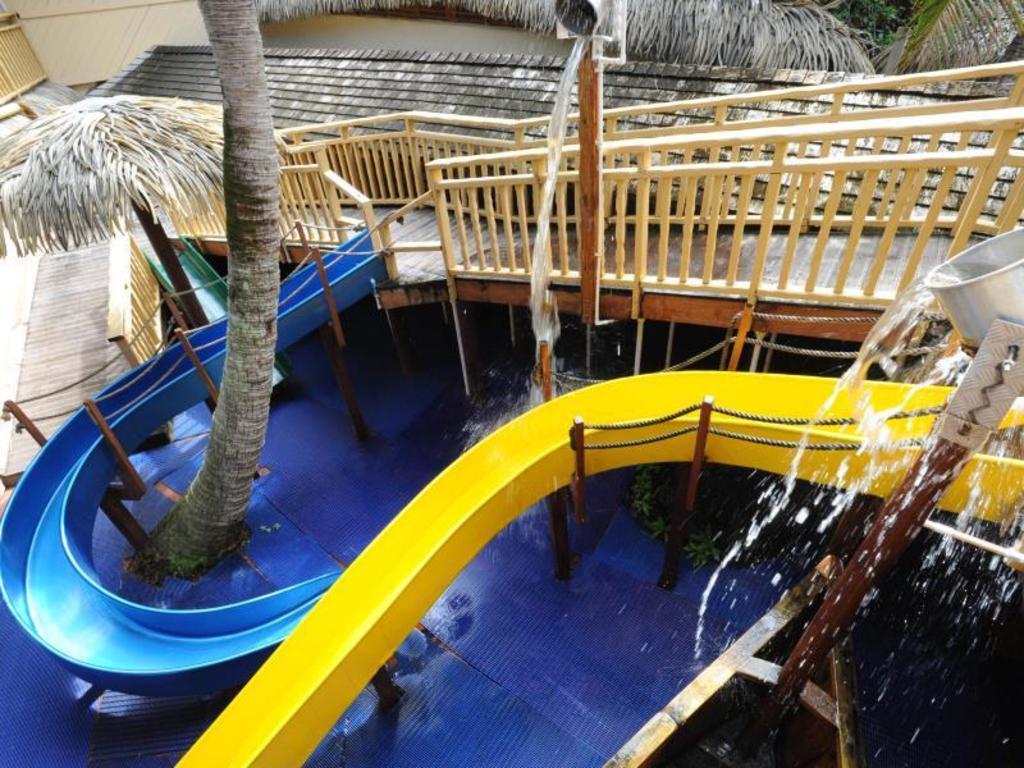 The Rarotongan Beach Resort And Spa In