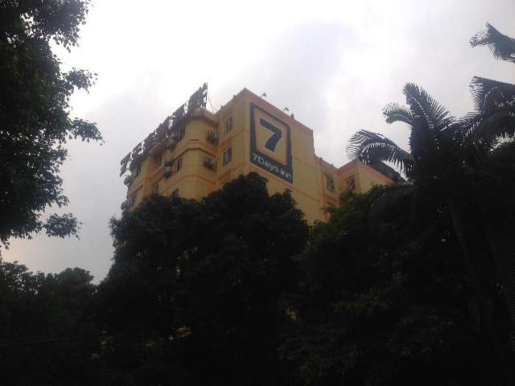 7 Days Inn Guangzhou Fang Cun Branch Yuexiu District Map And Hotels In Yuexiu District Area Guangzhou