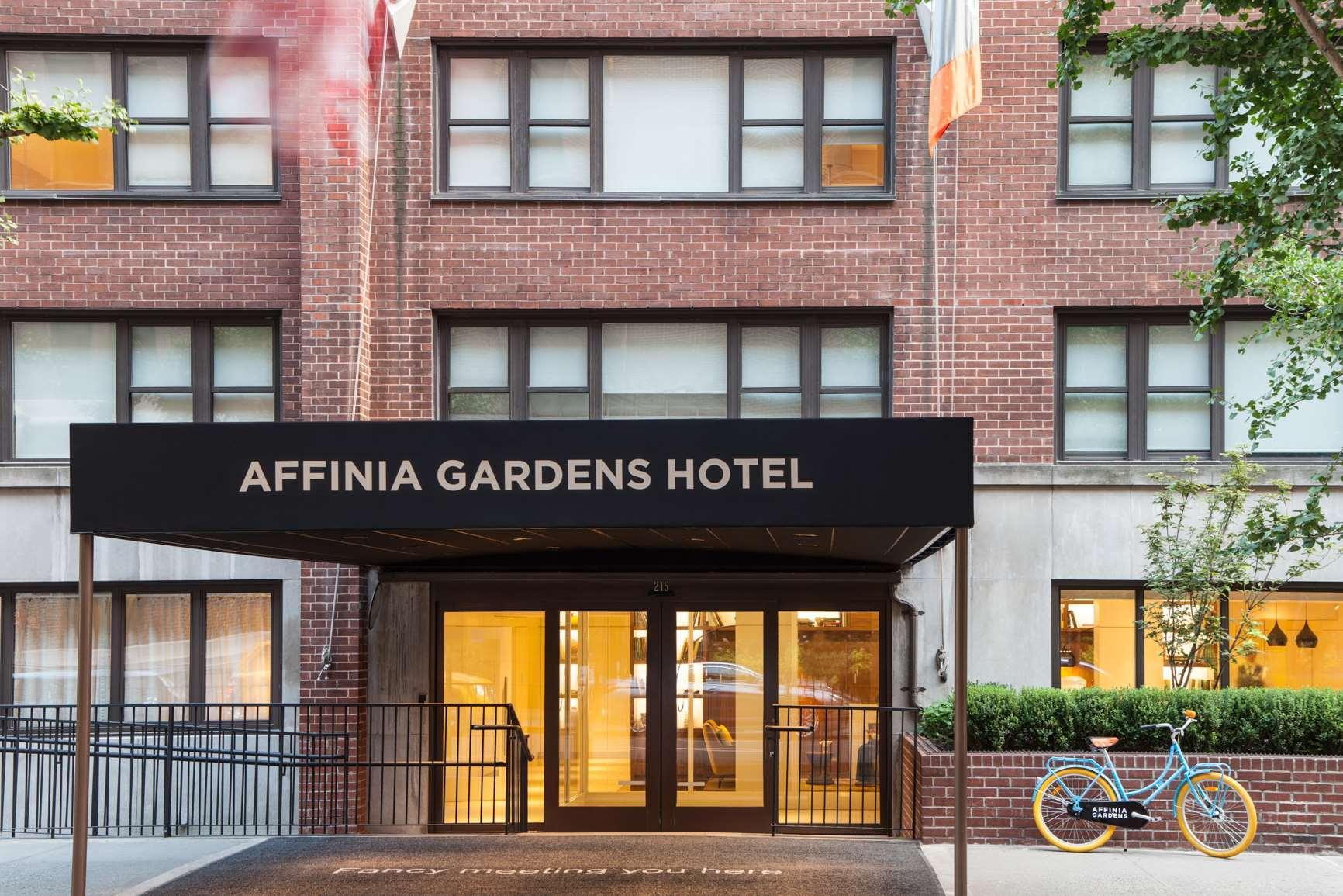 Merveilleux Gardens Suites Hotel By Affinia In New York (NY)   Room ...