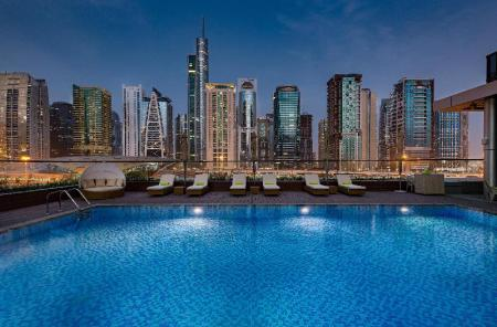 Swimming pool [outdoor] Millennium Place Dubai Marina