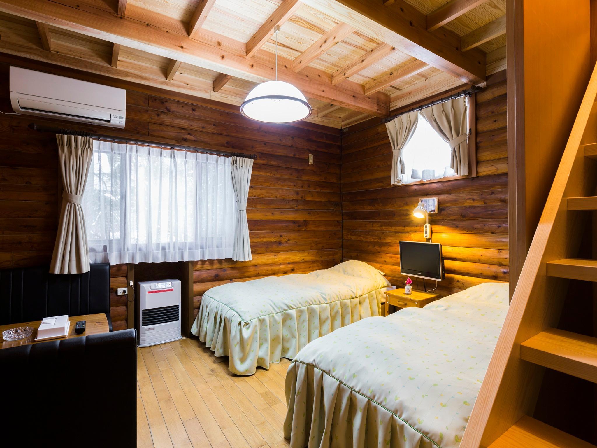 コテージ イン ログキャビン cottage inn log cabin クチコミあり