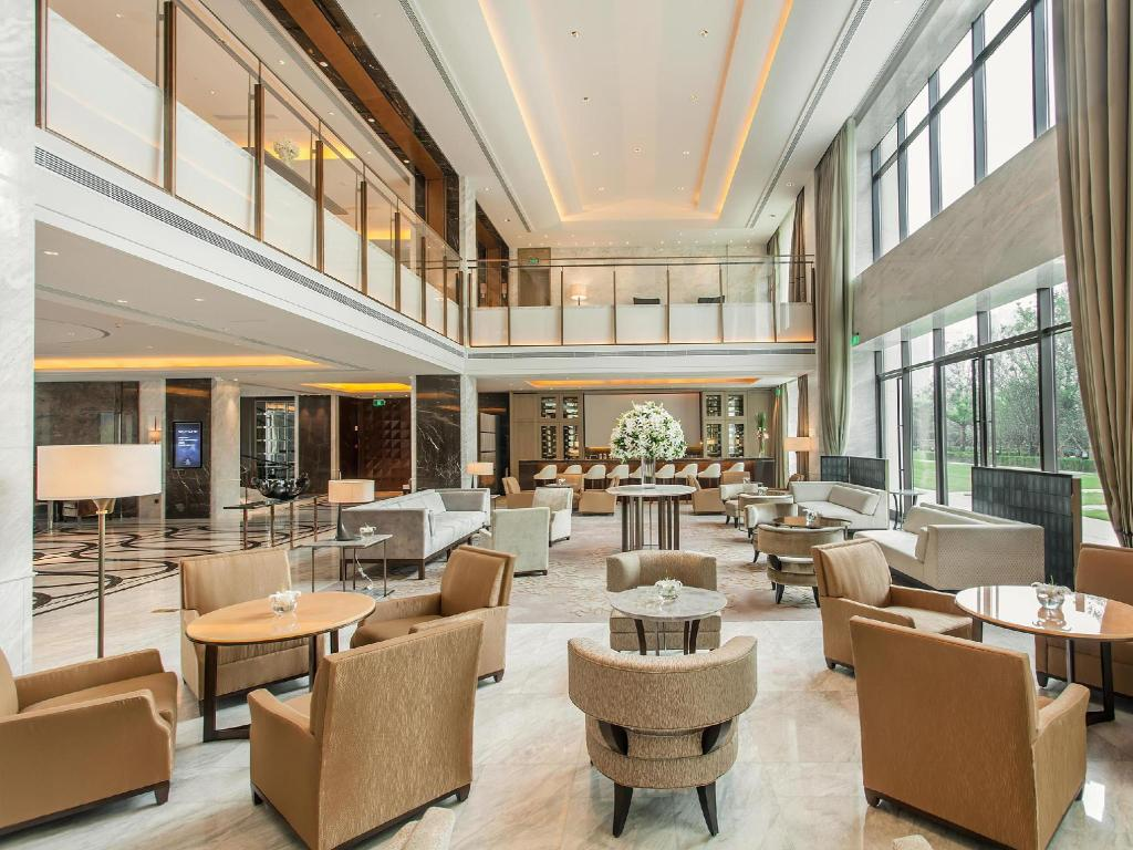 Interior view Marco Polo Changzhou