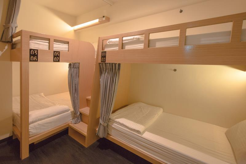 Superior Double Bed - Mix Dorm