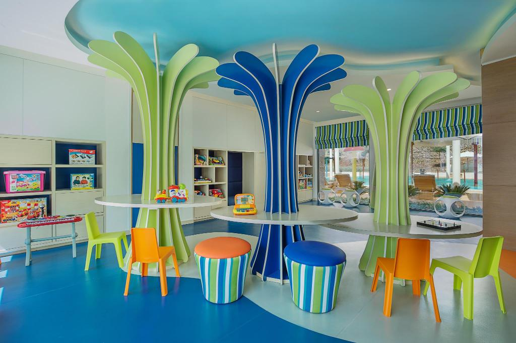 Kid's club Hilton Dead Sea Resort & Spa