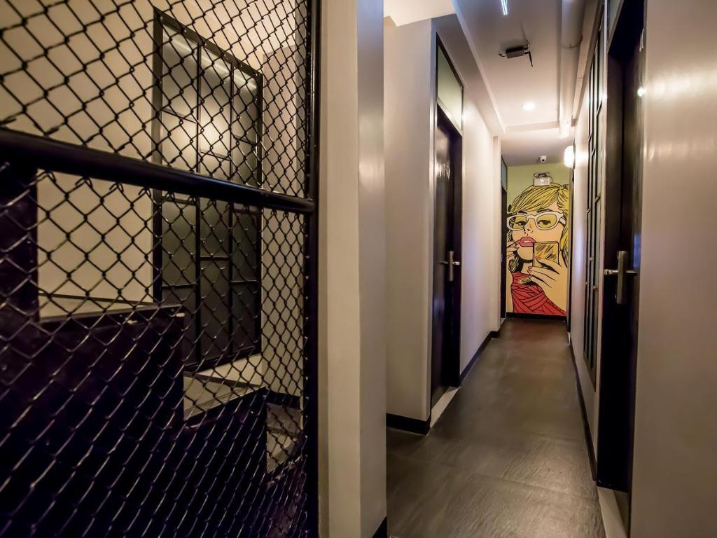 Tampilan interior Jellybean The Blocks Hostel Sukhumvit 10
