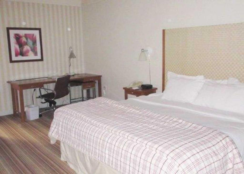 King Room - Non-Smoking - Bed Clarion Inn & Suites