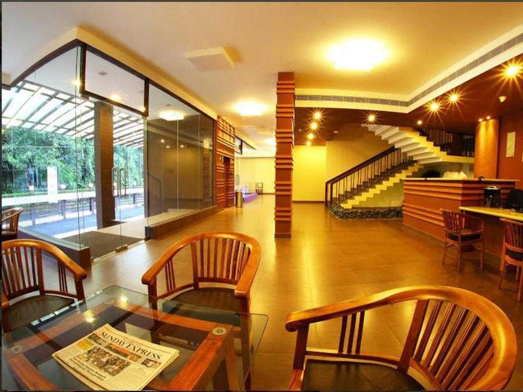 Lobby The Wayanad Gate