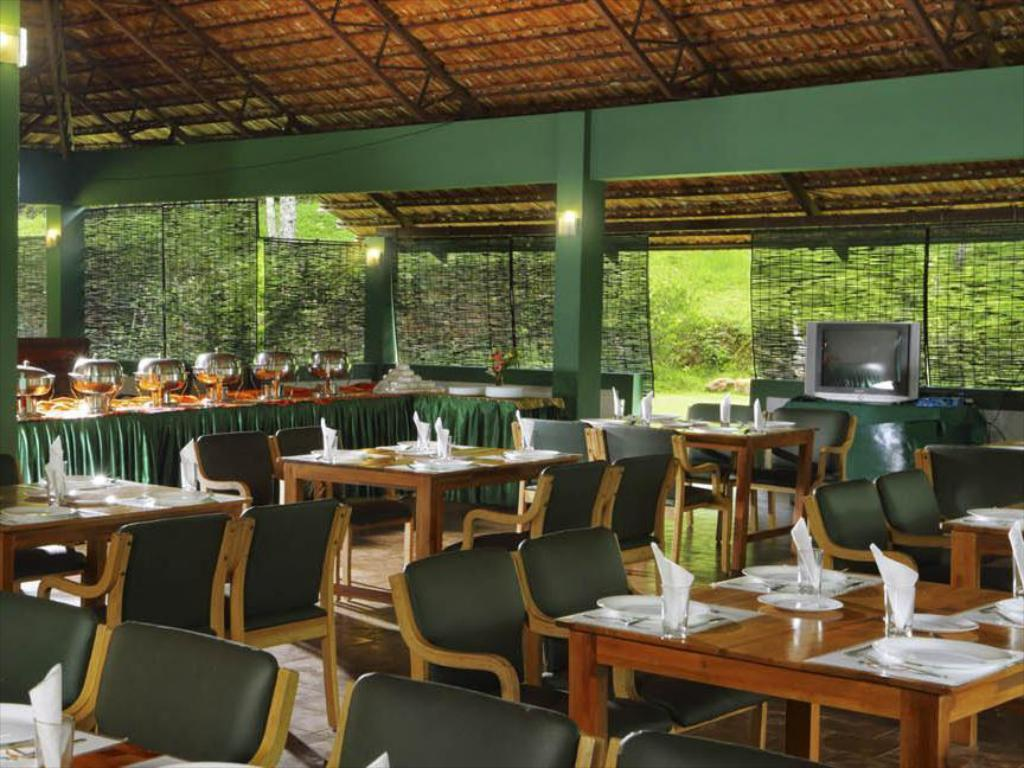 Restaurante Orchard Holiday Resort