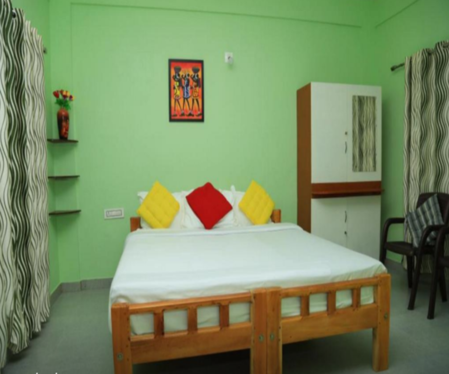 Quarto Deluxe - Cama Orchard Holiday Resort