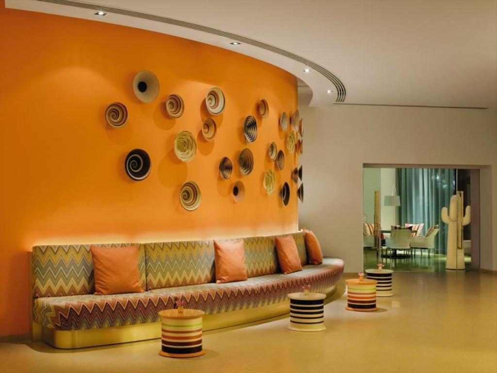 ردهة Symphony Style Kuwait, A Radisson Collection Hotel