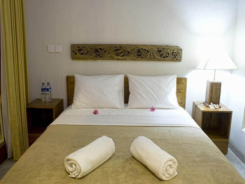 Kamar Double Superior (Double Superior Room)