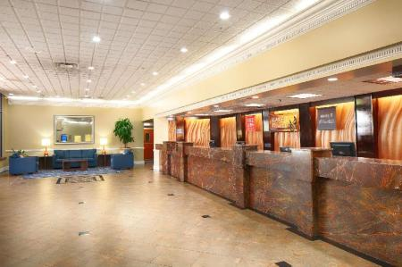 Lobby Red Lion Orlando Kissimmee Maingate