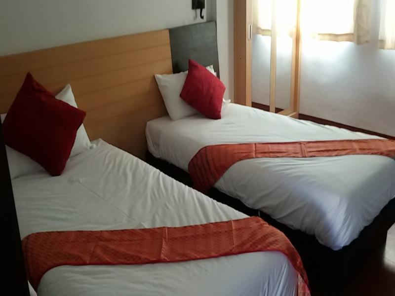 Phumin Twin Room