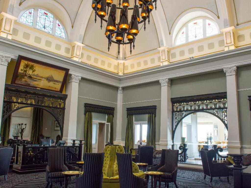 Lobby Hydro Majestic Blue Mountains Hotel