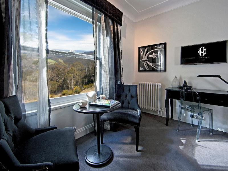 Belgravia Valley View Room