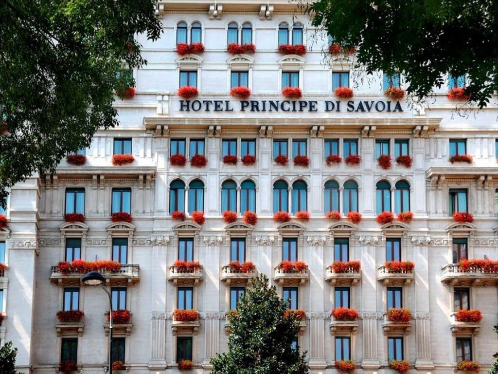 More about Hotel Principe di Savoia - Dorchester Collection