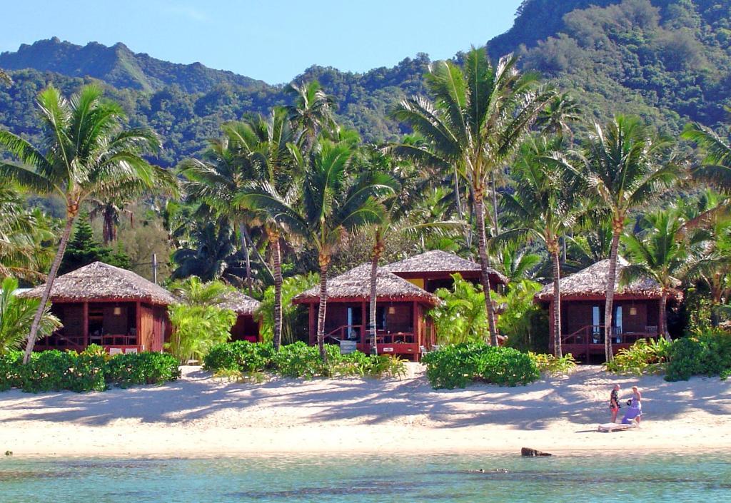 Rarotonga Beach Bungalows Resort