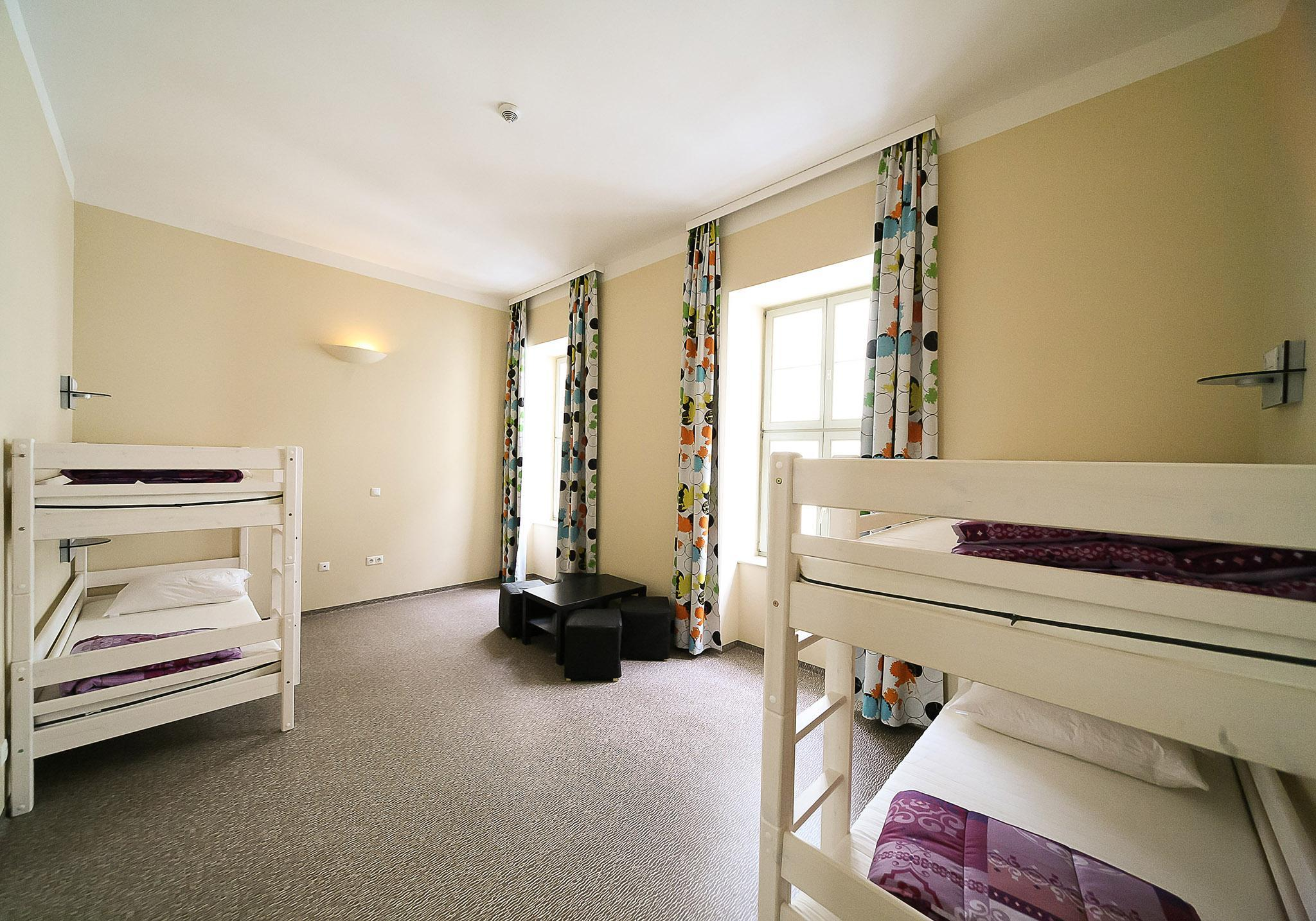 1 Person im 8-Bett-Schlafsaal mit Bad - gemischt (1 Person in 8-Bed Dormitory with En-Suite - Mixed)