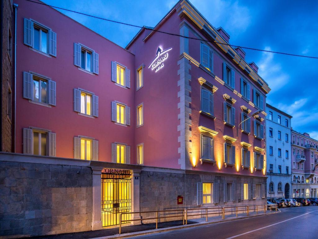 More about Cornaro Hotel