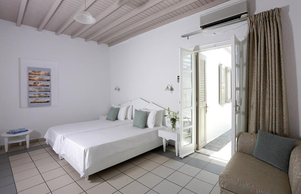 Poolside Double Room