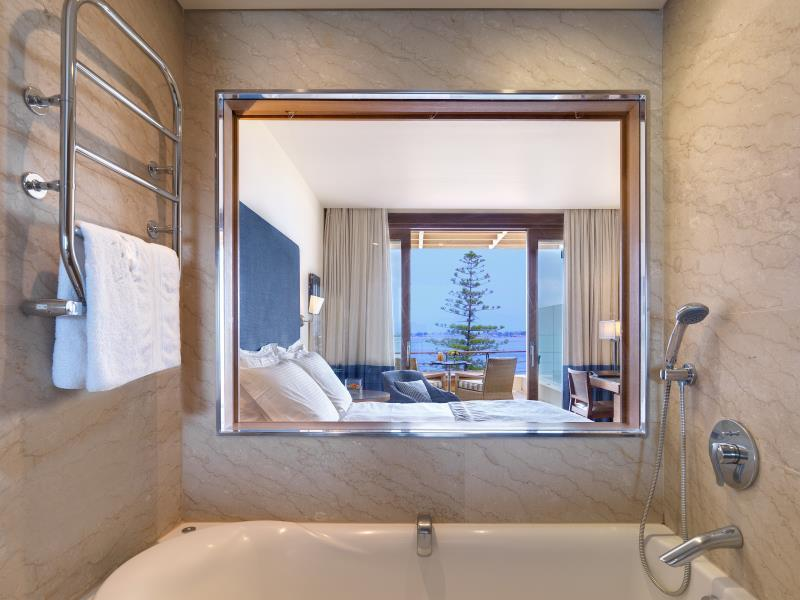 Executive Zimmer mit Meerblick (Executive Room Sea View)