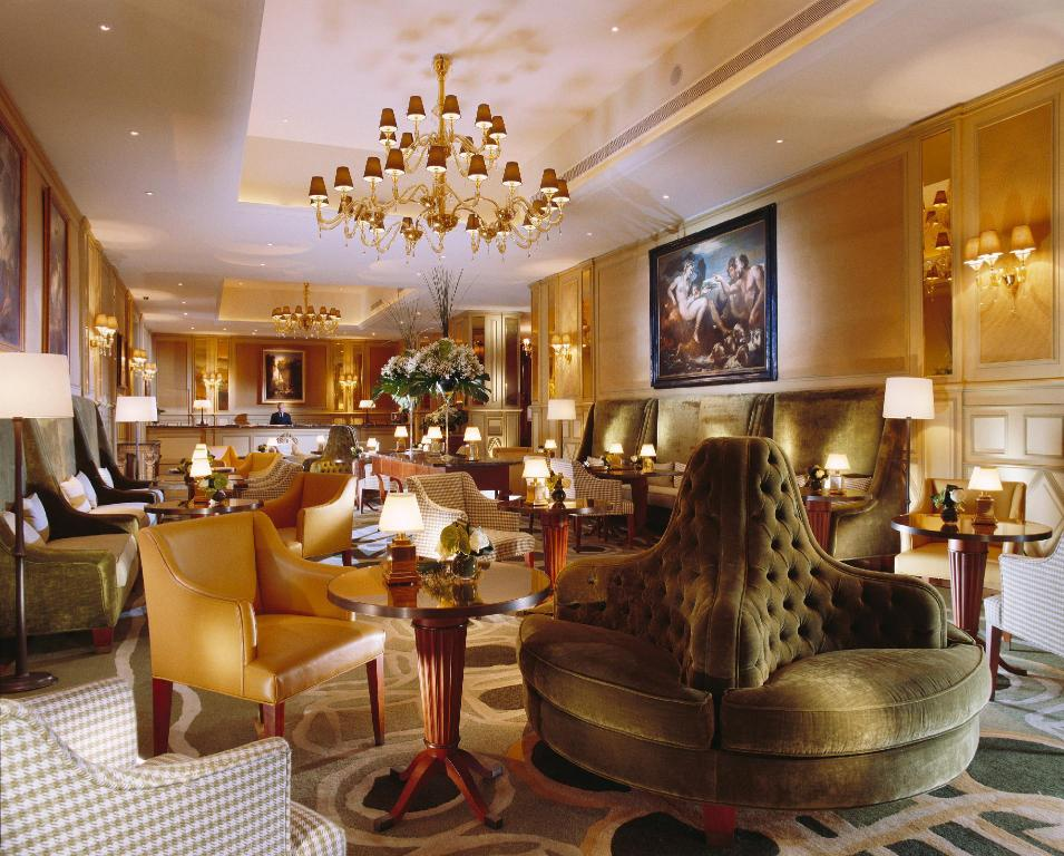 Lobby Hotel Principe di Savoia - Dorchester Collection