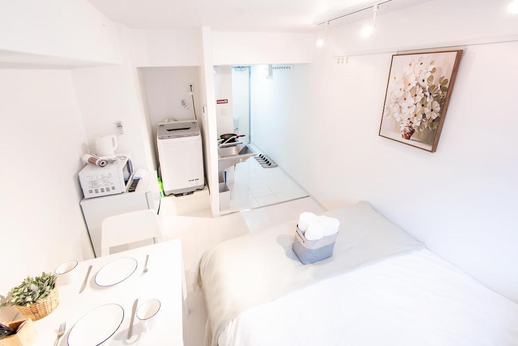 H3 K6 Adorable Apartment In Shinjuku In Tokyo Room Deals Photos