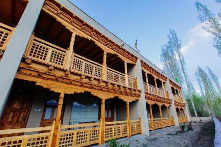 Exterior view Ladakh Sarai Resort