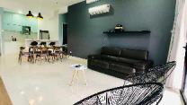 Penang High Floor Lv45 Home Theater 3BR Suite 8pax